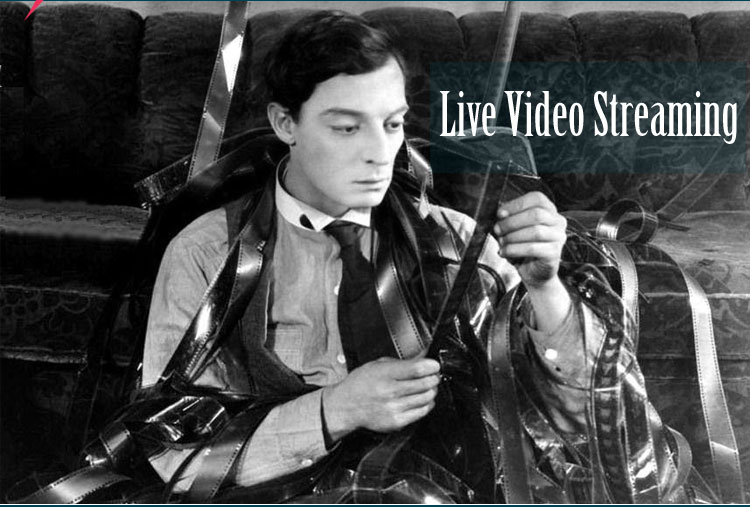 live streaming service image
